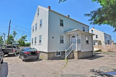 Malden Multi Family Home Under Agreement: 87-R Madison St