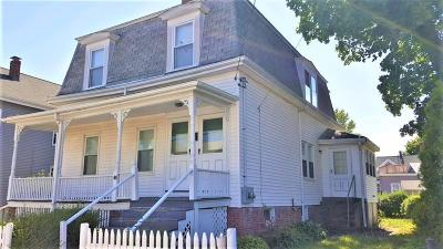 Malden Single Family Home Under Agreement: 49 Cleveland St