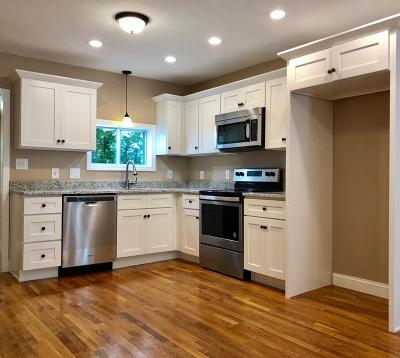 Norton MA Single Family Home New: $339,900