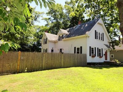 Rockland Single Family Home New: 225 East Water