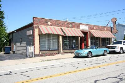 RI-Providence County Commercial For Sale: 132-134 Waterman Ave