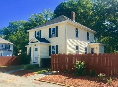 Methuen, Lowell, Haverhill Single Family Home New: 28 Pineview Ave