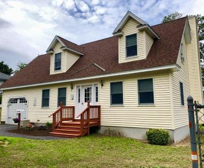 Methuen, Lowell, Haverhill Single Family Home New: 24 Josephine Ave