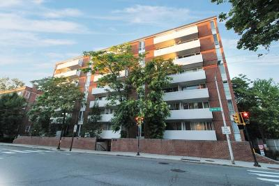Cambridge Condo/Townhouse Sold: 29 Concord Ave #105