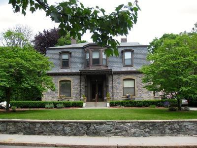 Brookline Rental Under Agreement: 295 Kent Street #1