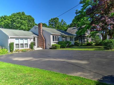 Rockland, Abington, Whitman, Brockton, Hanson, Halifax, East Bridgewater, West Bridgewater, Bridgewater, Middleboro Single Family Home New: 545 Adams St.