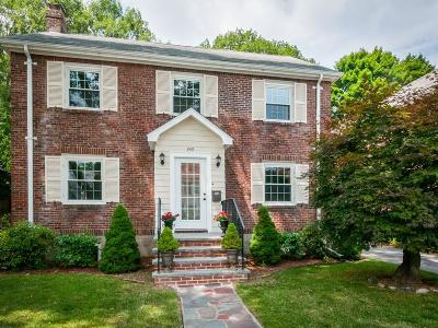Brookline Single Family Home For Sale: 340 Russett Road