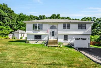 Woburn Single Family Home Under Agreement: 5 Driftwood Dr