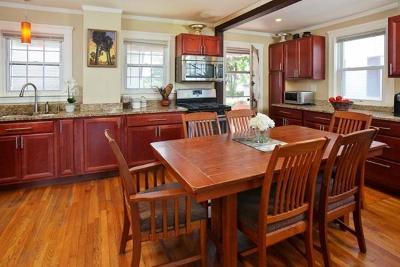 Boston Single Family Home New: 6 Newcastle