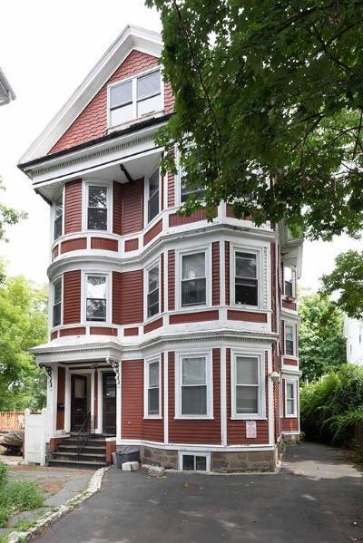 Condo/Townhouse For Sale: 47 R Creighton #3