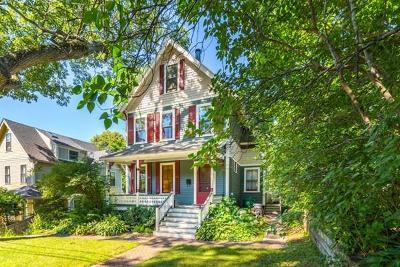 Newton Single Family Home New: 231 Melrose St