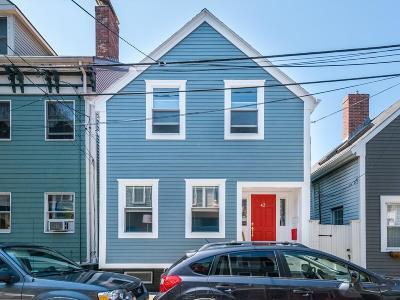 Boston MA Single Family Home New: $875,000