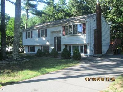 Norton MA Single Family Home New: $359,000