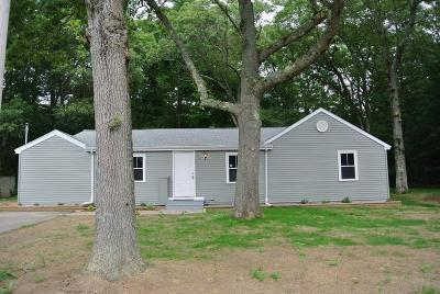 Pembroke Single Family Home Contingent: 4 Indian Trail