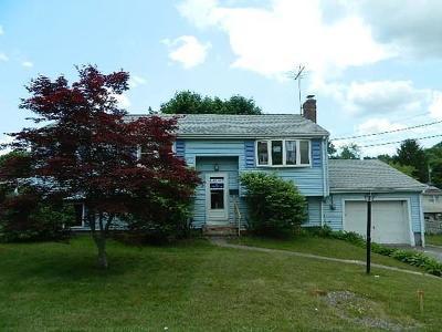 Rockland, Abington, Whitman, Brockton, Hanson, Halifax, East Bridgewater, West Bridgewater, Bridgewater, Middleboro Single Family Home New: 63 Ashfield Dr