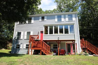 Saugus MA Single Family Home New: $599,900