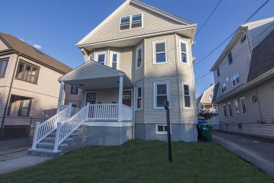 Medford Multi Family Home For Sale: 31 Bowen Avenue