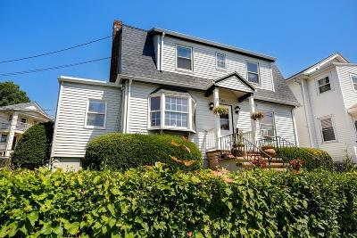 Somerville Single Family Home Back On Market: 357 Alewife Brook Pkwy