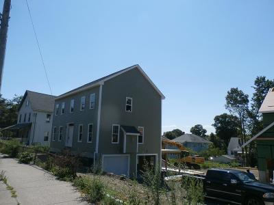 Malden Single Family Home For Sale: Lot 5 Broadway