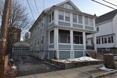 Medford Rental For Rent: 14 Hume Avenue #2