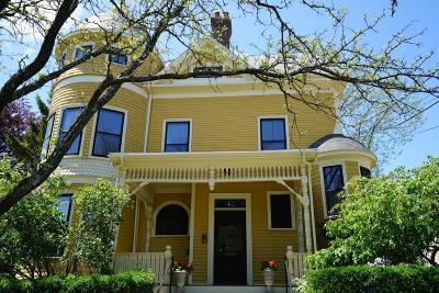 Somerville Condo/Townhouse New: 40 Dartmouth St #1