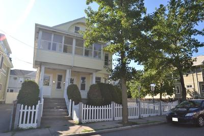 Somerville Multi Family Home New: 119 W Adams St