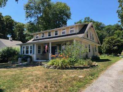 Swansea Single Family Home For Sale: 351 Seaview Ave