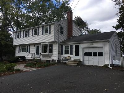 Framingham Single Family Home For Sale: 201 Salem End Rd