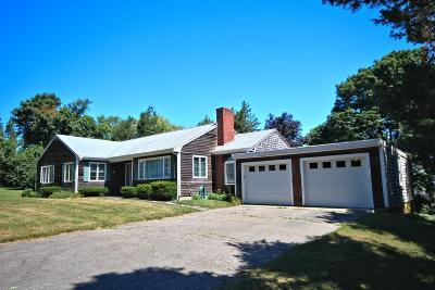 Marshfield Single Family Home Under Agreement: 114 Dwight Rd.