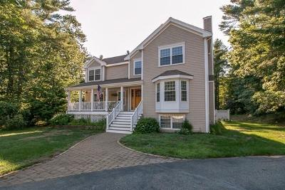 Duxbury Single Family Home For Sale: 21 Cranberry Dr.