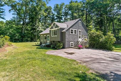 Norwell Single Family Home New: 75 River Street