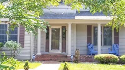 Bourne Single Family Home For Sale: 7 Penelope