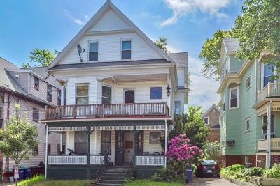 Somerville Multi Family Home New: 161 Lowell St