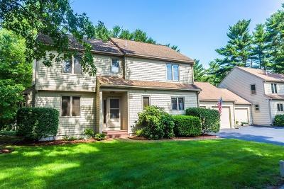 Duxbury Single Family Home For Sale: 41 Trout Farm Ln