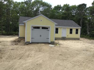 Mashpee Single Family Home Contingent: 425 Great Neck Rd