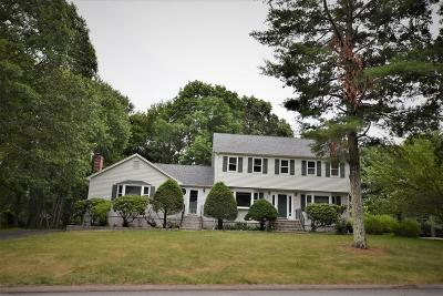 Stoughton Single Family Home For Sale: 80 Hollytree Rd