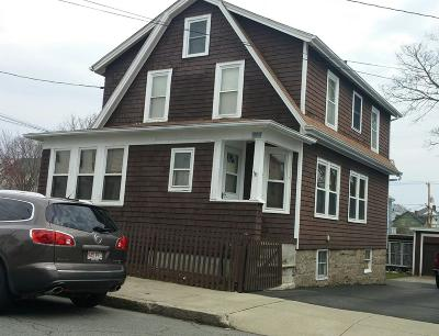 Fall River Multi Family Home For Sale: 170 Foster St