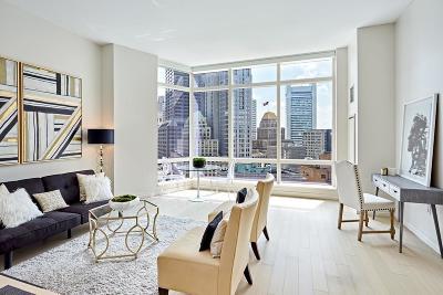Boston MA Condo/Townhouse New: $1,250,000
