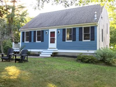 Plymouth Single Family Home For Sale: 109 Buzzards Bay Dr
