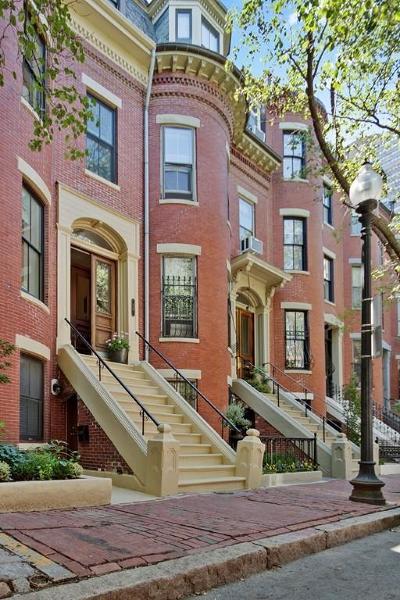 Boston MA Condo/Townhouse New: $1,399,000