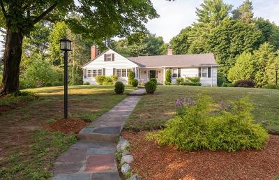 Lynnfield MA Single Family Home Contingent: $799,900