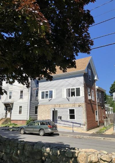 Gloucester Multi Family Home For Sale: 52 Friend St