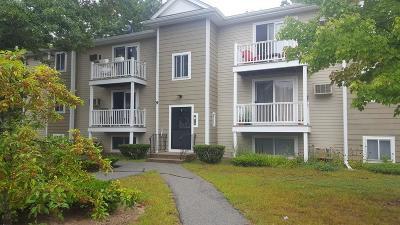 Marshfield Condo/Townhouse Under Agreement: 451 School St #9-7