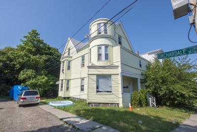 Multi Family Home Under Agreement: 60 Westville St