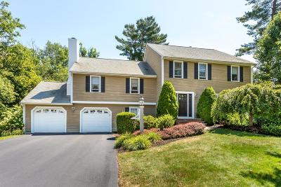 Canton Single Family Home For Sale: 35 Abbey Ln