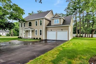 Framingham Single Family Home For Sale: 61 Frost Street