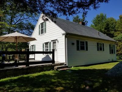 Sherborn Single Family Home For Sale: 14 Kendall Ave