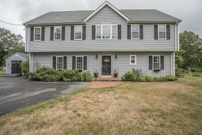 Abington Single Family Home For Sale: 103 Vernon St