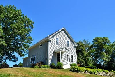 Peabody Single Family Home Under Agreement: 1 Briarwood Avenue