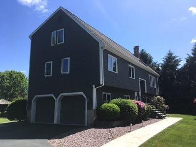 Stoughton Single Family Home Price Changed: 63 Mayflower Lane